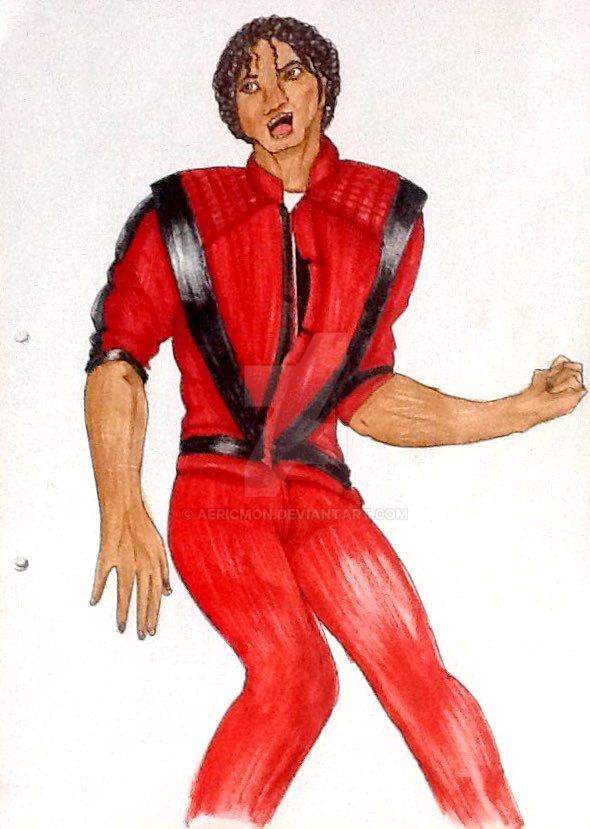Thriller MJ by aericmon