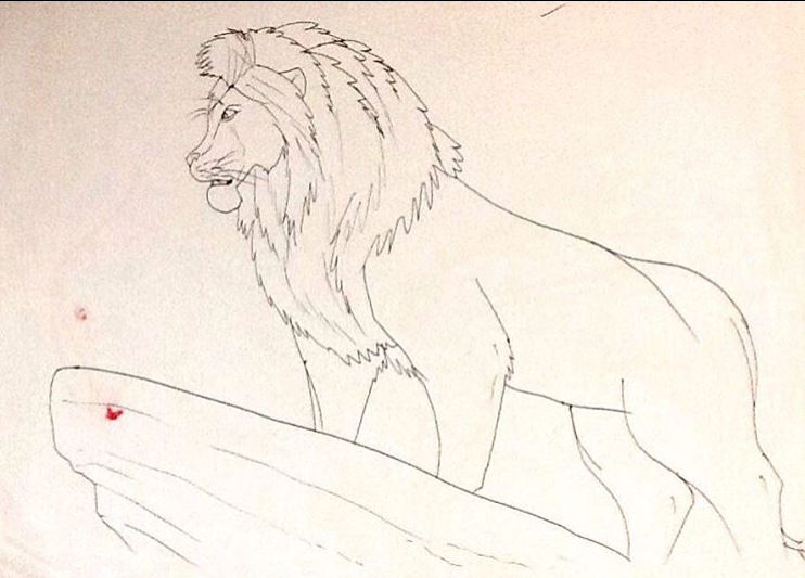 King Of Pride Rock By Aericmon On Deviantart It's called the lion rock due to the massive lion feet. king of pride rock by aericmon on