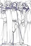 The False Witnesses
