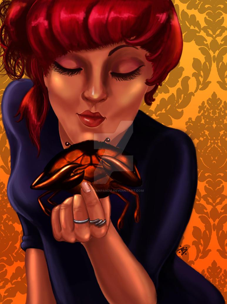 mr crab by bechanpanda