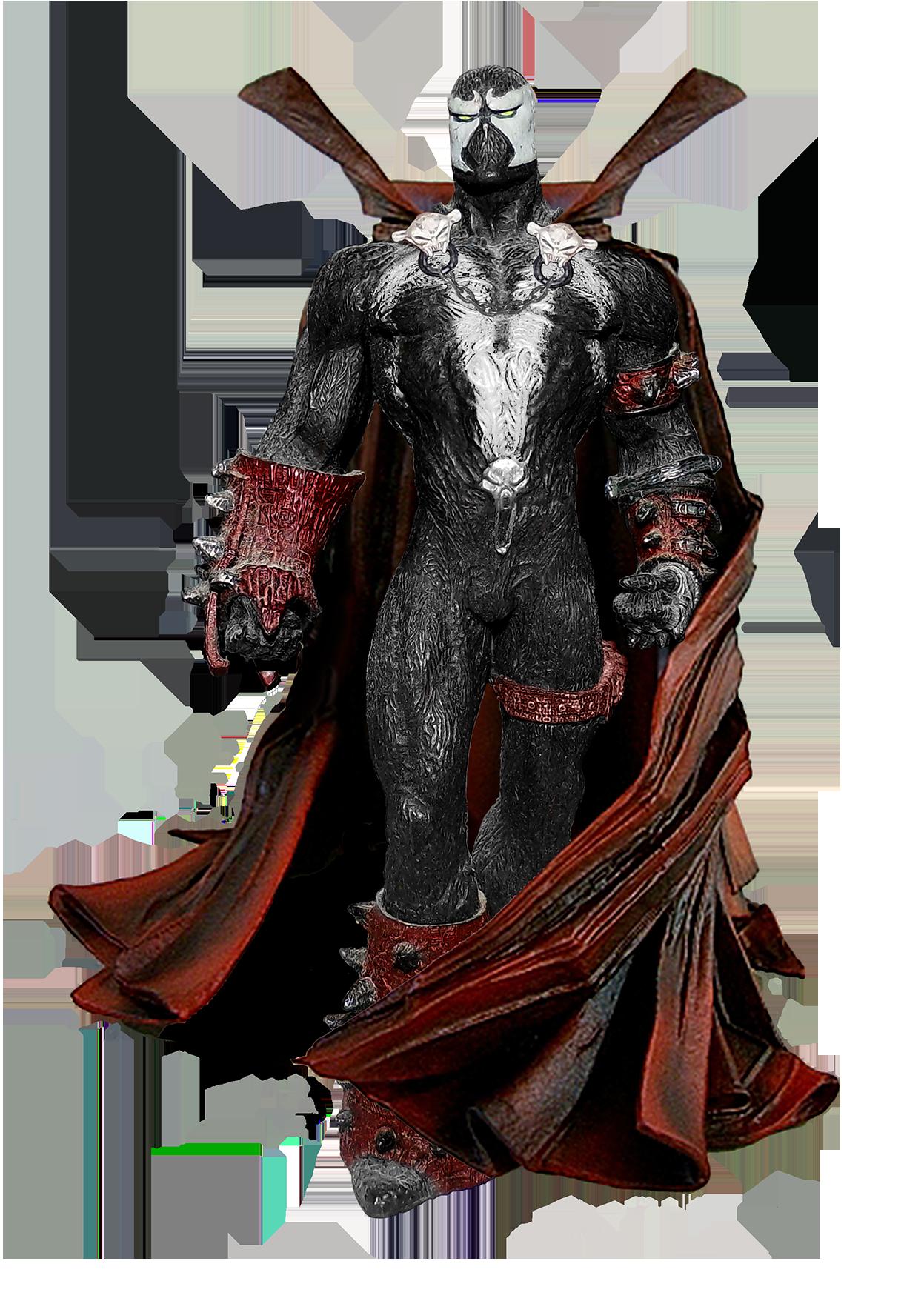 spawn cape by cedricdredd on deviantart