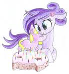 Happy birthday, Ethereal Serenity! ^^