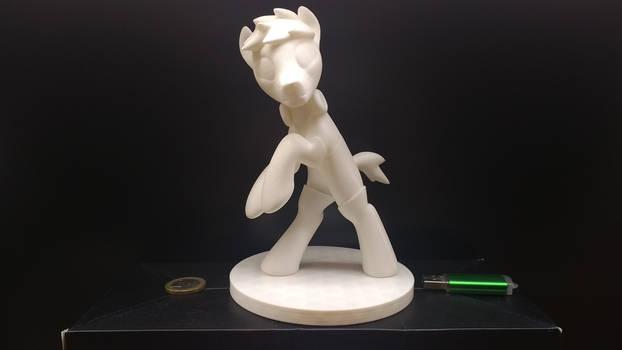 Marshmallow Cactus 3D printed