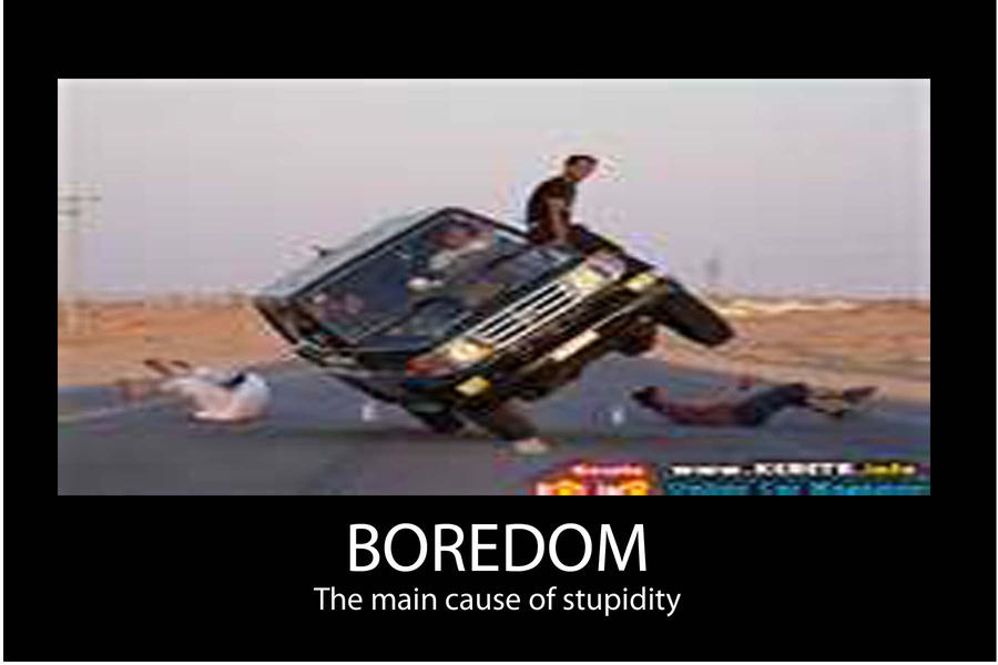 the true boredom In experience without qualities: boredom and modernity however, the opposite can also be true something that is too easily understood.