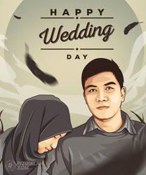 Wedding Gift Vector by alamsadar