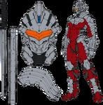 Ultraman Suit Ver. 7.2