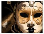 Dreams of Venice -Mask 2