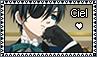F2U stamp: Ciel from Black Butler by Aqua-Spirit22