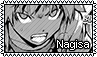 F2U stamp: Nagisa from Assassination Classroom by Aqua-Spirit22