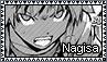 F2U stamp: Nagisa from Assassination Classroom by Aqua-Spirit22