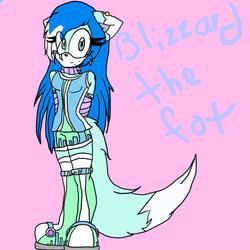 Blizzard The Fox