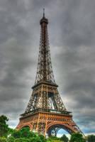 Paris, Eiffel Tower by bianco-c