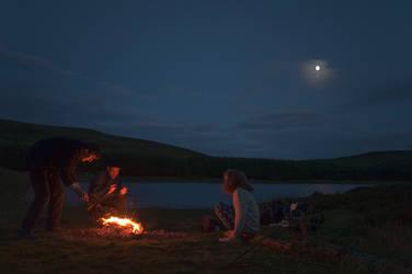 Scottish Summer by Trepka