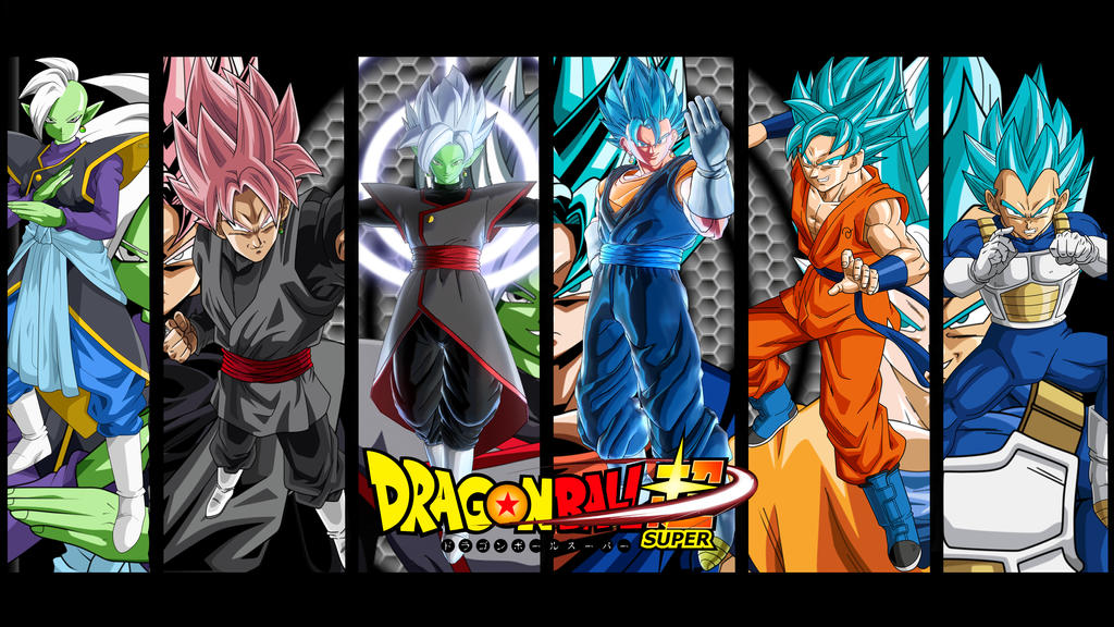 Dragon Ball Super Wallpaper Black Saga by Kuuhaku by ...