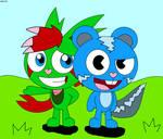 AT - Toby and Shockey