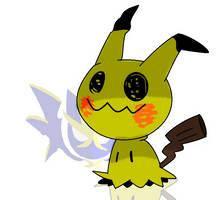 I Am Pikachu by KnightAtNights