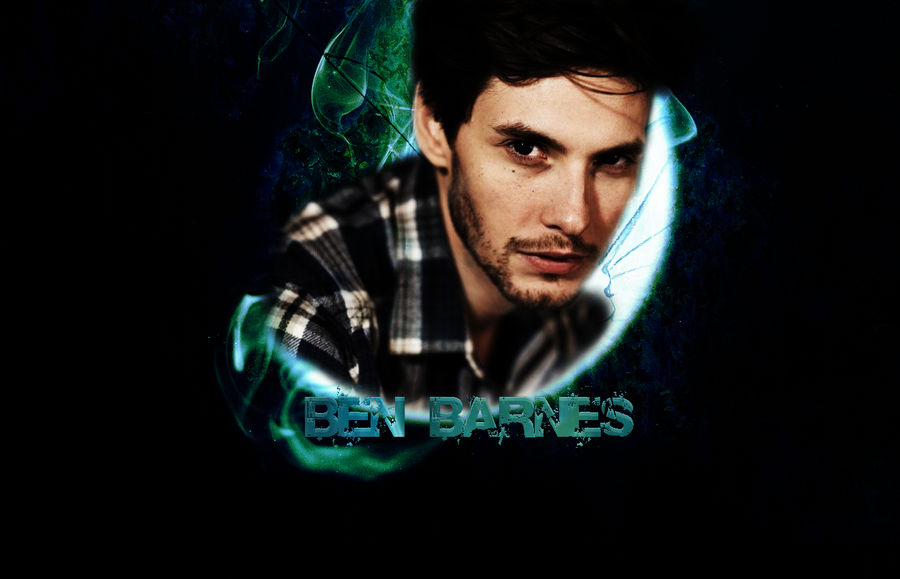 Ben Barnes Wallpaper By Lehyara On Deviantart