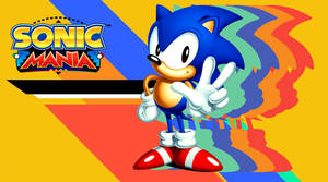 Sonic Mania - Sonic by mike725
