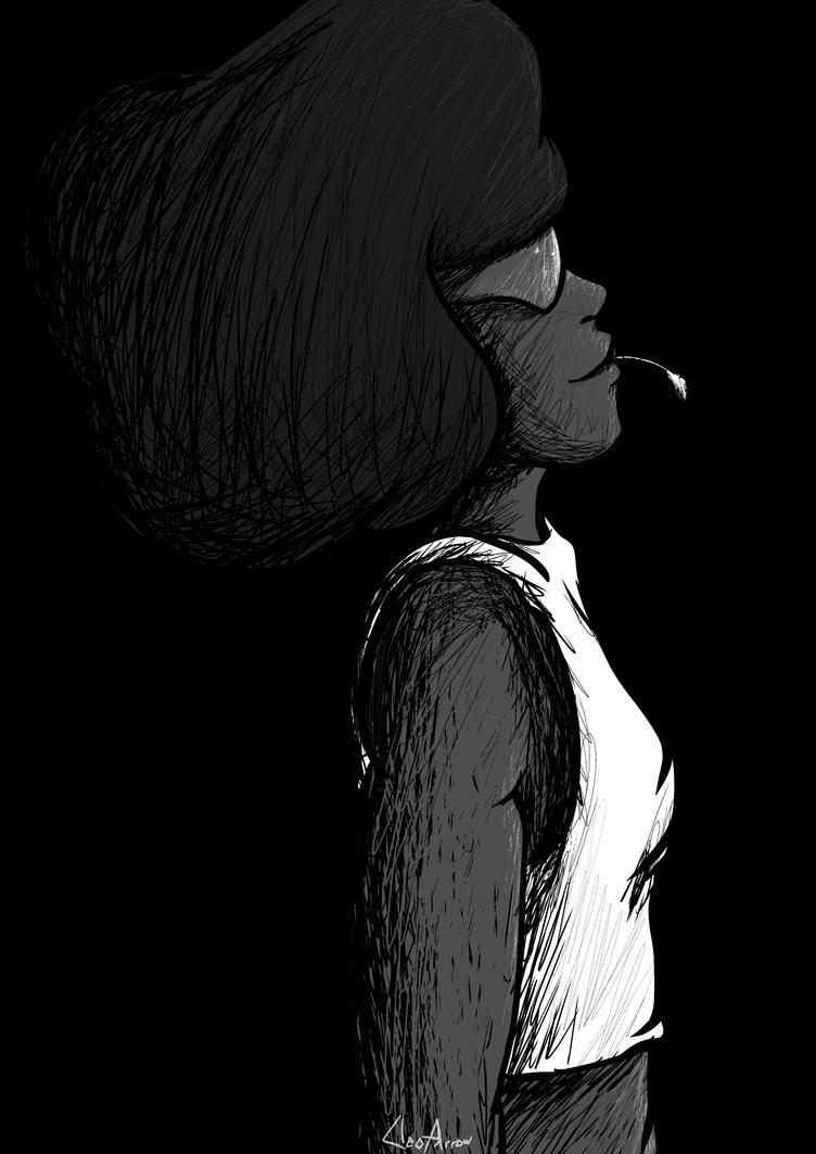 Garnet Ink by CleoArrow