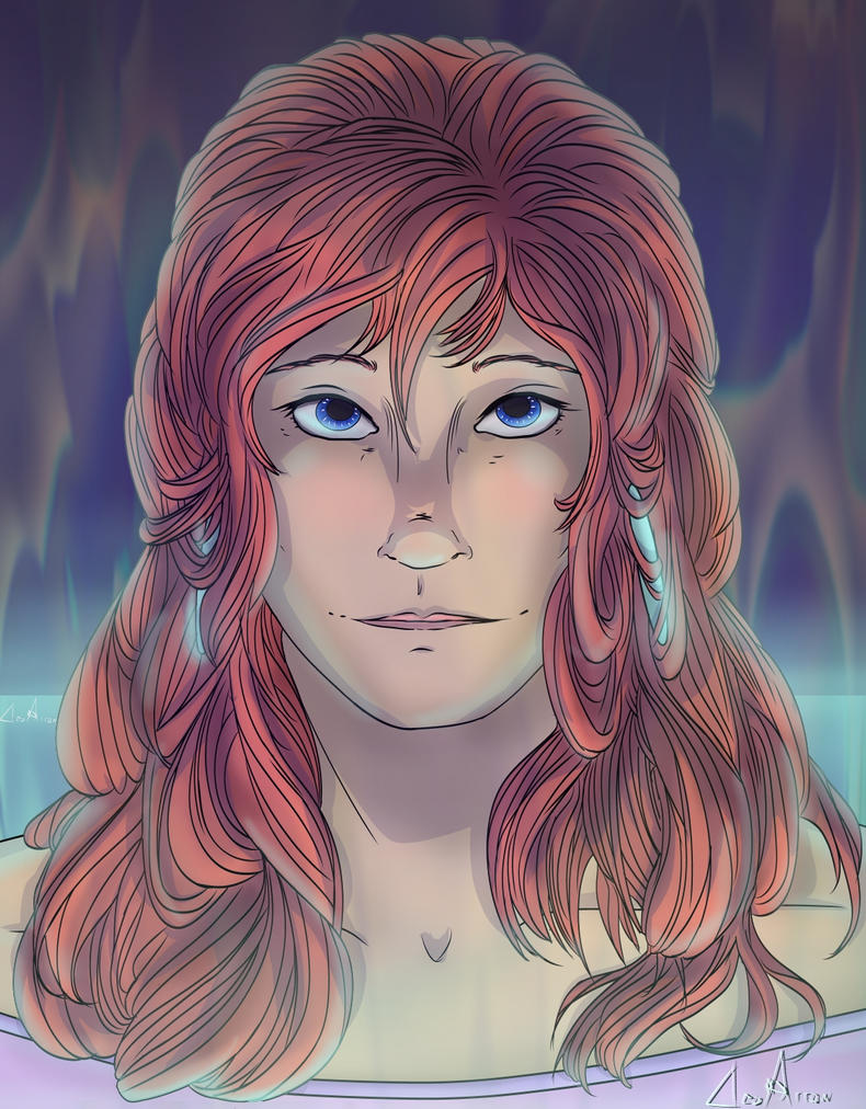 Aphrodite by CleoArrow