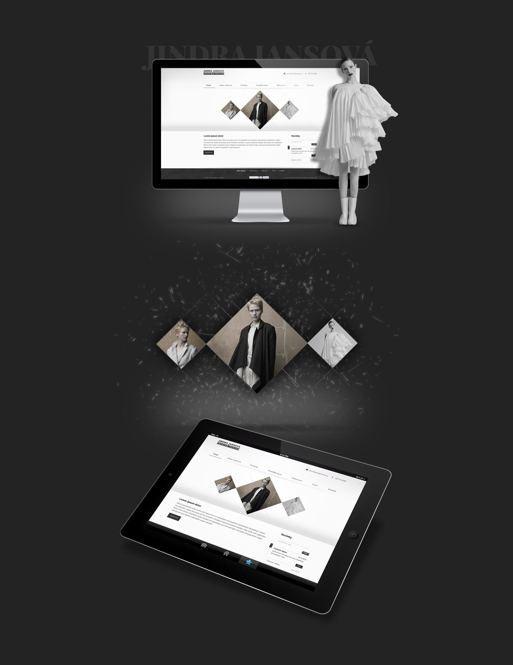 Fashion designer Jansova by Visual-Creative