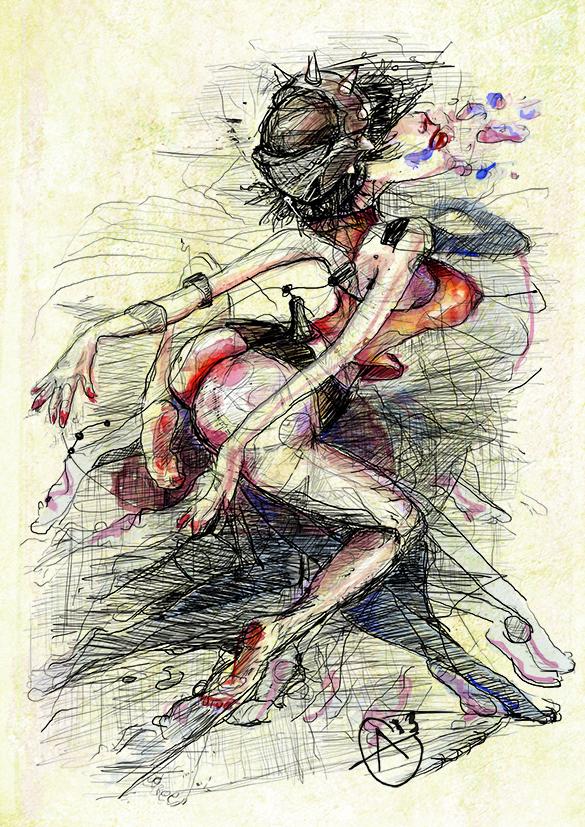 Dancent by alperenxx