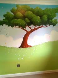 Tree by BogusTheMuralist