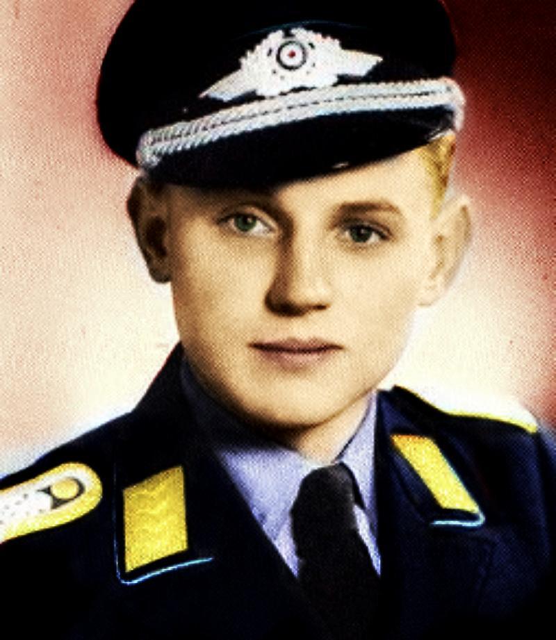Erich Hartmann the most