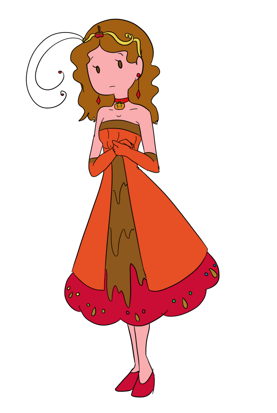 Royal Wear by AskCarmelApple