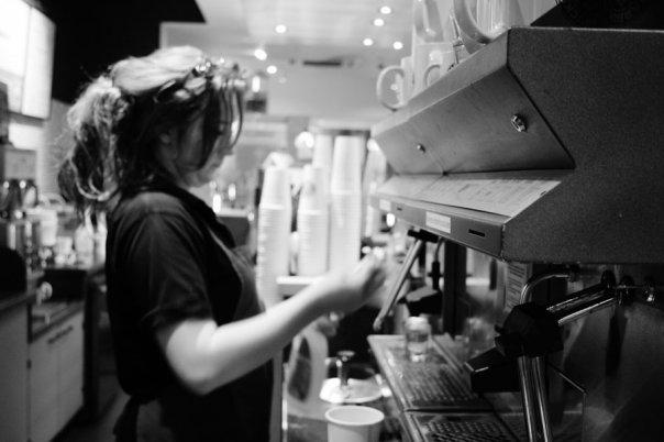 Starbucks by Tootsyclover