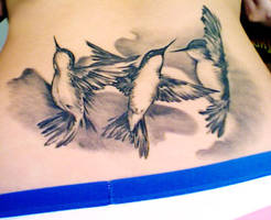 My healed tattoo