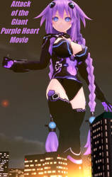 Attack of the Giant Purple Heart Movie