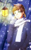 TOK - TOZ : Sorey (Winter) by fantasyvocaloid