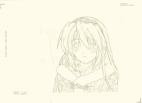 Tomoyo Sakagami -Clannad