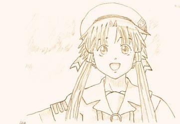 Akari Mizunashi ~Aria~