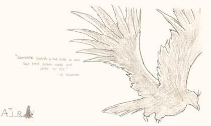 Blackbird ~Air~