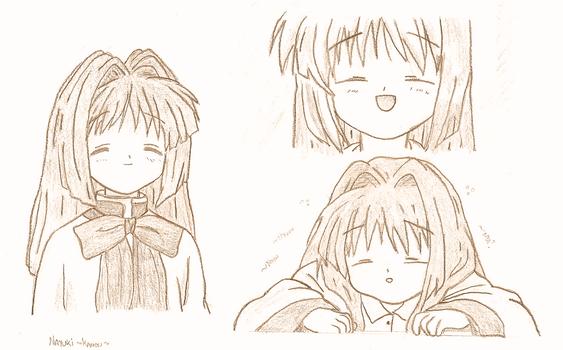 Nayukis, lots of them! ~Kanon~