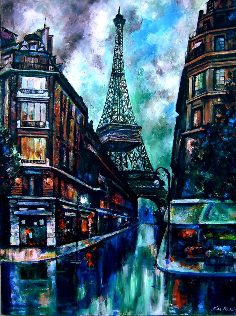 Paris by Marshello