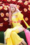 Fluttershy cosplay
