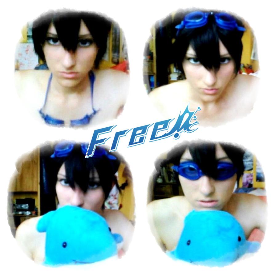 Free! - Nanase Haruka (trial, maybe) by timii95