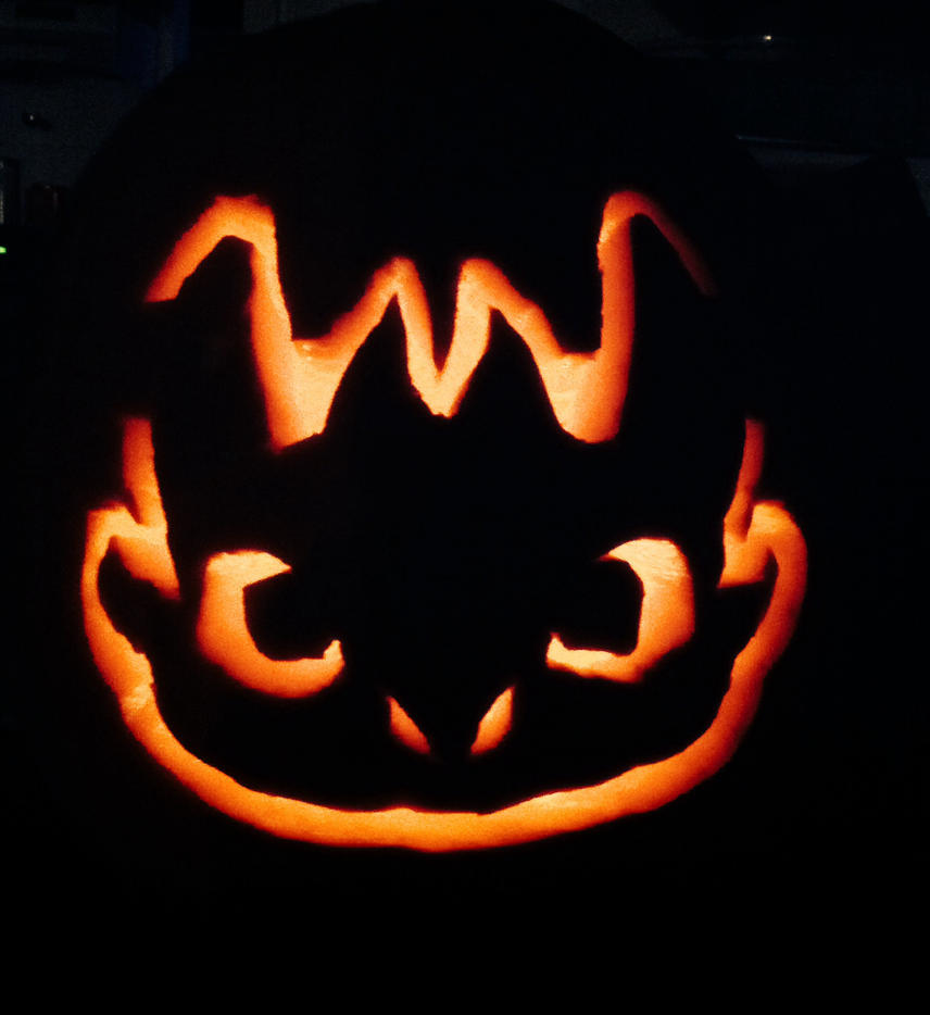 Httyd toothless pumpkin by harvestmoonfreak on deviantart