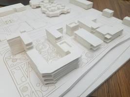 Arch Studio S19 - FINAL: Model View 1