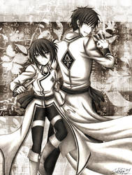 Yatsuki Siblings by Tsiih-chan
