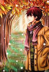 Autumn by Tsiih-chan