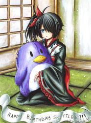 Fellow Penguin Companion by Tsiih-chan