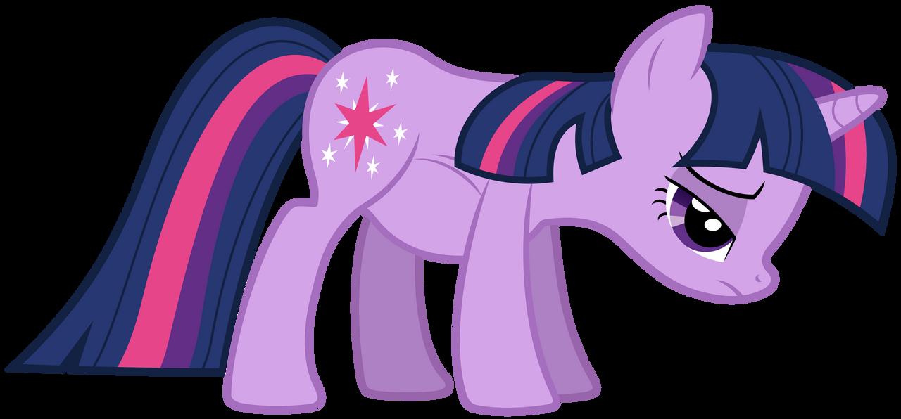 MLP Resource: Twilight Sparkle 002 by ZuTheSkunk