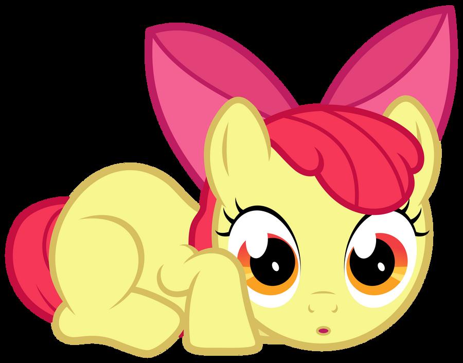 MLP Resource: Applebloom 02