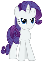 MLP Resource: Rarity 01 by ZuTheSkunk