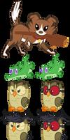 MLP Resource: Pets 01