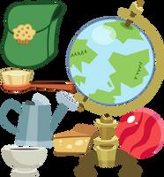 MLP Resource: Random Clutter 001 by ZuTheSkunk